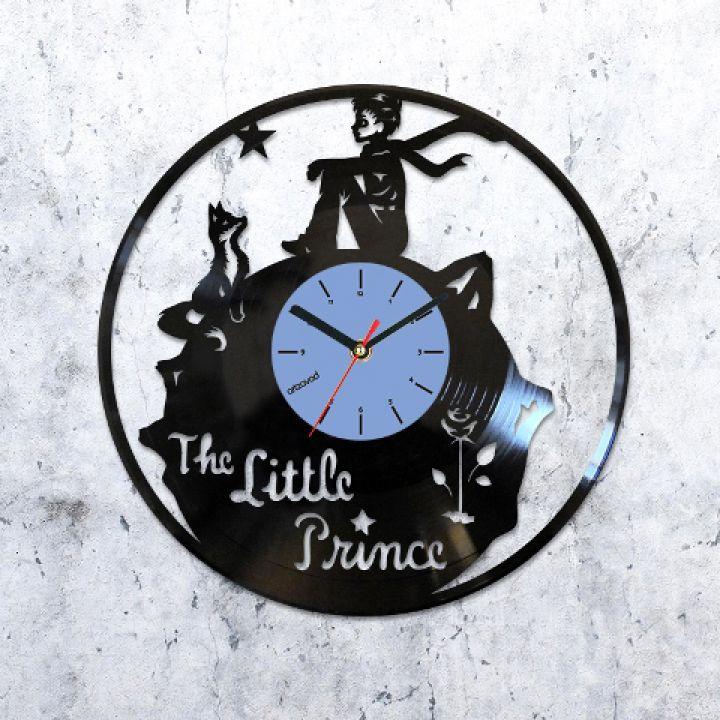 Виниловые часы Маленький принц