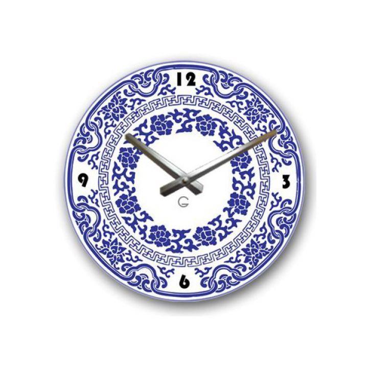 Настенные дизайнерские часы Glozis Pattern