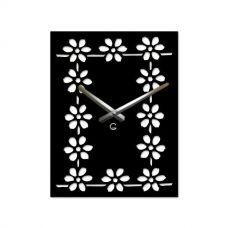 Настенные дизайнерские часы Glozis Camomile