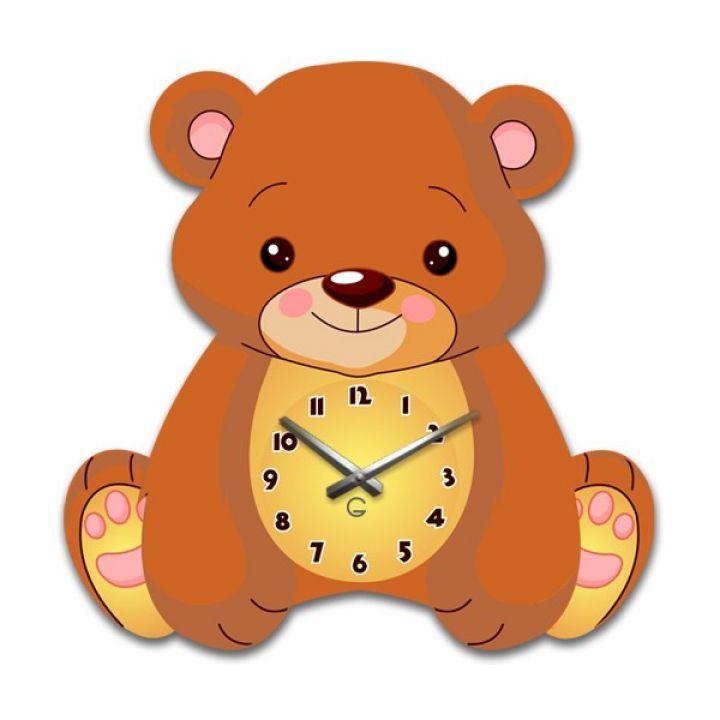 Настенные дизайнерские часы Glozis Leslie