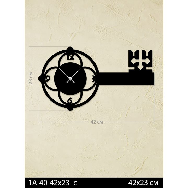 Дизайнерские часы 1A-40-42x23_c