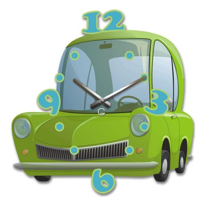 Дизайнерський годинник Glozis Car