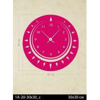 Дизайнерские часы 1A-20-30x30_c