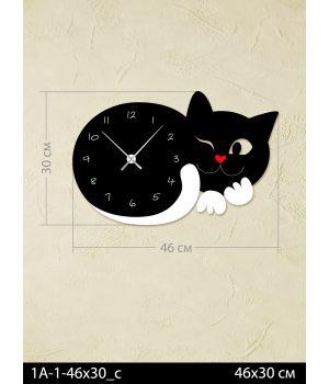 Дизайнерские часы 1A-1-46x30_c