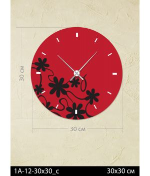 Дизайнерские часы 1A-12-30x30_c