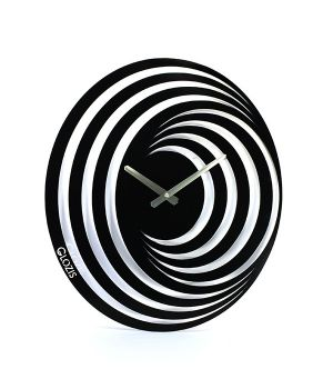 Настенные дизайнерские часы Glozis Hypnosis
