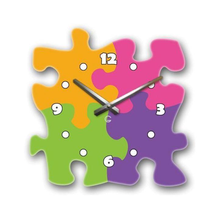 Дизайнерські годинники настінні Glozis Puzzle