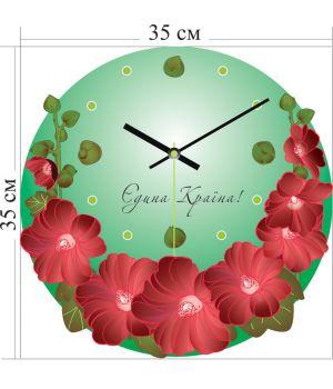 Дизайнерские часы 3A-5-35x35_G