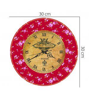 Акриловые часы 30 см х 30 см
