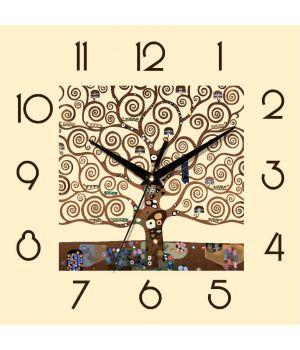 Часы настенные квадратные P 001