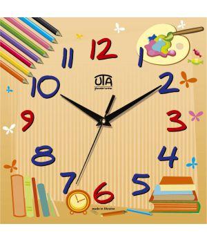 Часы настенные квадратные CH 010