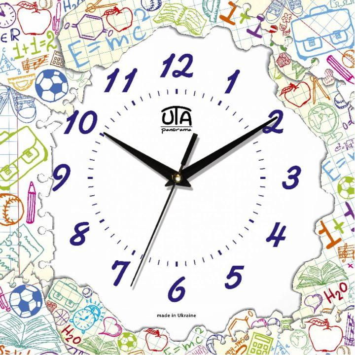 Часы настенные квадратные CH 011