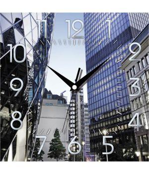 Годинники настінні квадратні OF 003