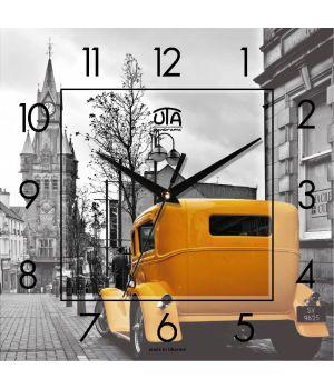 Часы настенные квадратные T 005