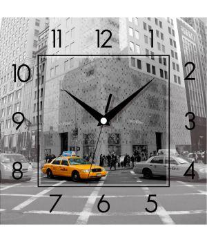 Часы настенные квадратные T 001