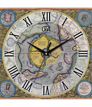 Часы настенные квадратные OF 001