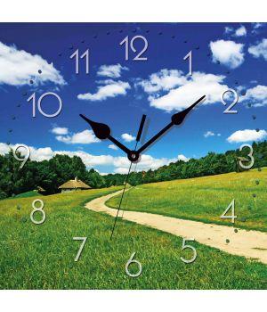Часы настенные квадратные UA 020