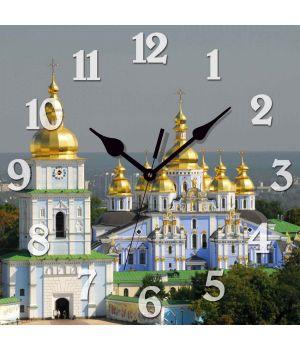 Часы настенные квадратные UA 013