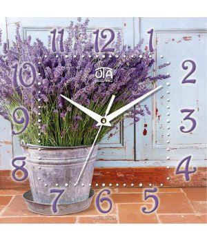 Годинники настінні квадратні Fl 013