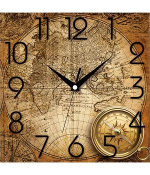 Часы настенные квадратные OF 005