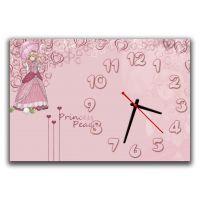 Настенные часы Принцесса 1, 30х45 см
