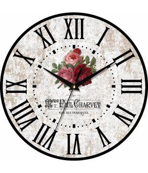 Недорогие настенные часы С 10
