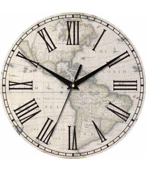 Недорогие настенные часы С 06