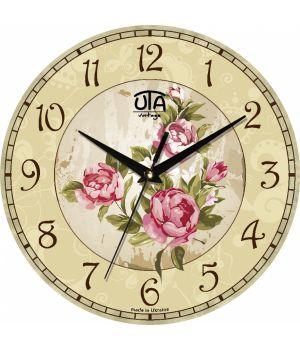 Недорогие настенные часы 007 VP