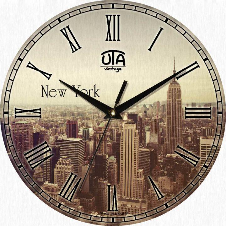 Недорогие настенные часы 011 VT