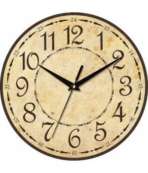 Недорогие настенные часы С 04