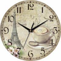 Недорогие настенные часы С 07