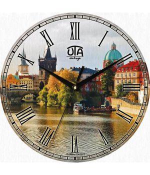 Недорогие настенные часы 023 VT