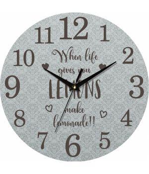 Недорогі настінні годинники З 12