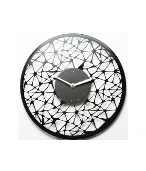 "Виниловые часы ""Tissue"""