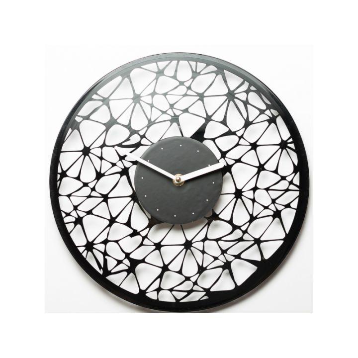 Виниловые часы на стену Tissue