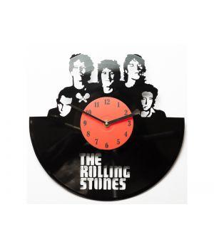 """Виниловые часы """"The Rolling Stones"""""""