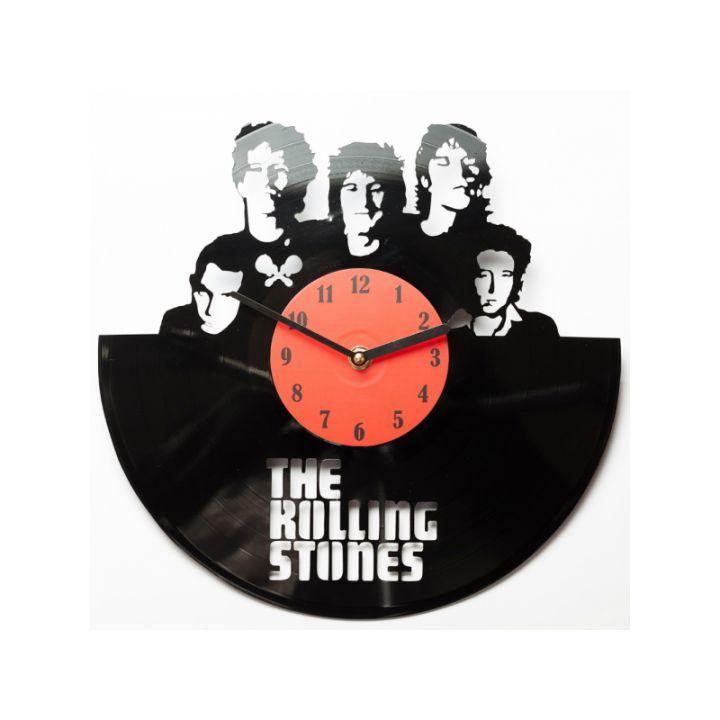 Часы из винила The Rolling Stones