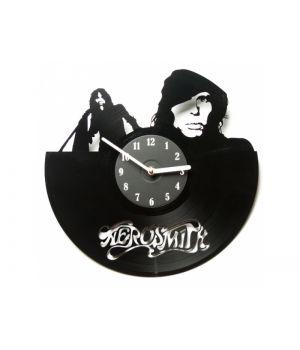 """Виниловые часы """"Aerosmith"""""""