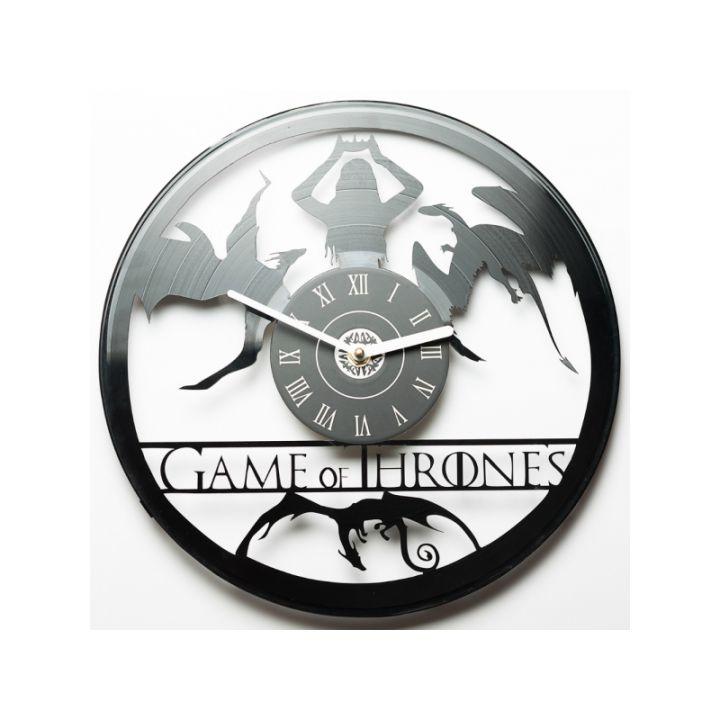 Виниловые часы на стену Game of Thrones