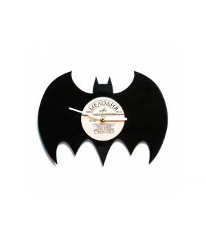 """Виниловые часы """"Batman"""""""