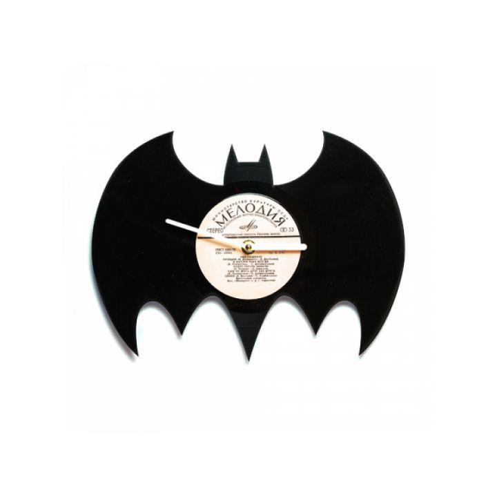 Виниловые часы на стену Batman