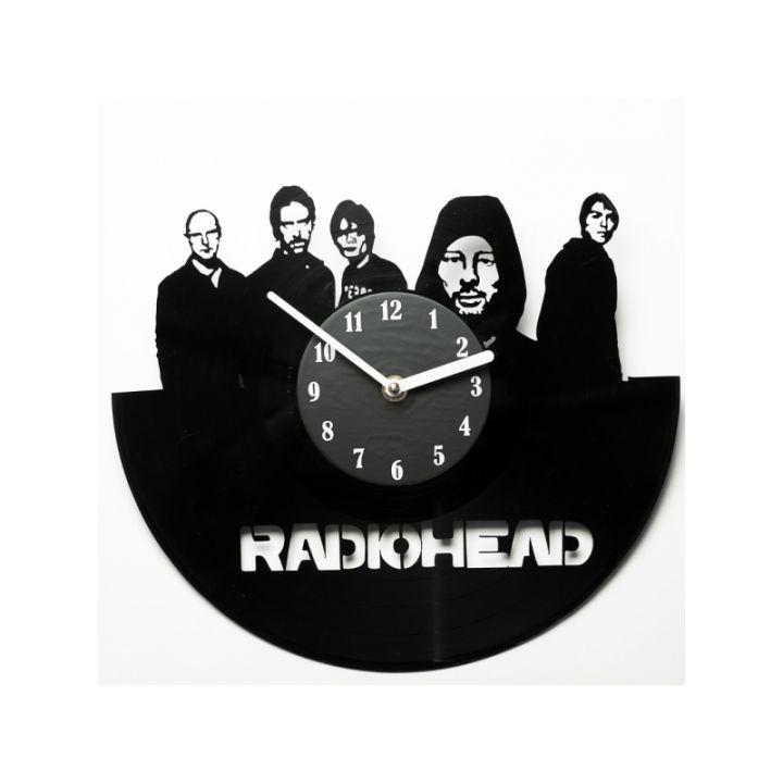 Часы из винила Radiohead