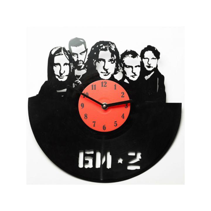 Виниловые часы на стену Би-2