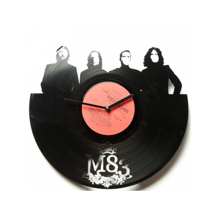 Виниловые часы на стену M83