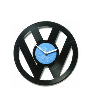 """Виниловые часы """"Volkswagen"""""""