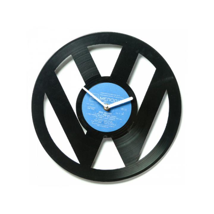 Виниловые часы на стену Volkswagen