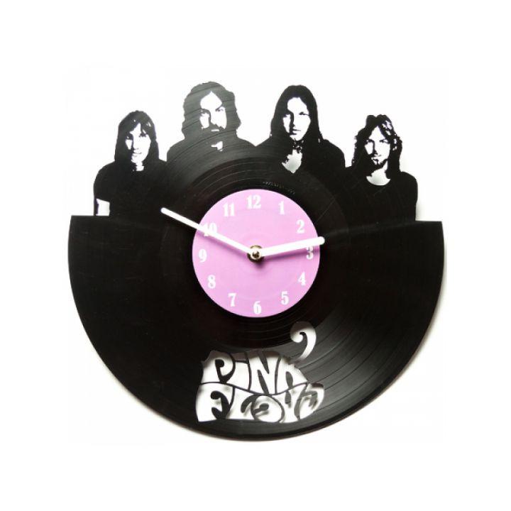 Виниловые часы на стену Pink Floyd