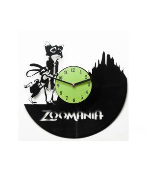 """Виниловые часы """"Zoomania"""""""