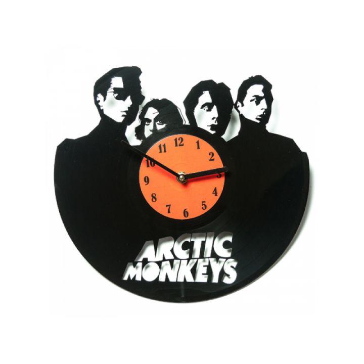 Виниловые часы на стену Arctic Monkeys