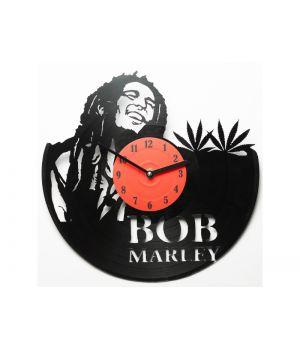 """Виниловые часы """"Bob Marley"""""""